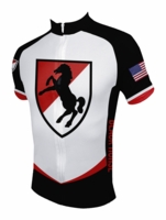 11th Armored Cavalry Regiment Cycling Jersey
