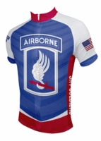 173rd Airborne Brigade Cycling Jersey