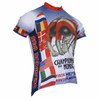 1935 World Championship Men's Cycling Jersey