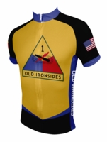 1st Armored Division Cycling Jersey