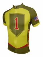 1st Infantry Division Cycling Jersey