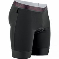 2002 Sport Inner Cycling Shorts - Black/Red