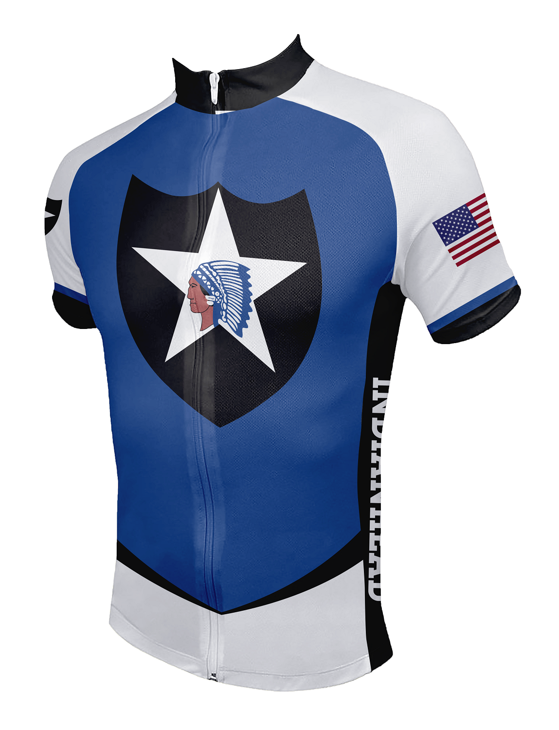 best website 54ad1 a2381 2nd Infantry Division Cycling Jersey