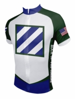 3rd Infantry Division Cycling Jersey