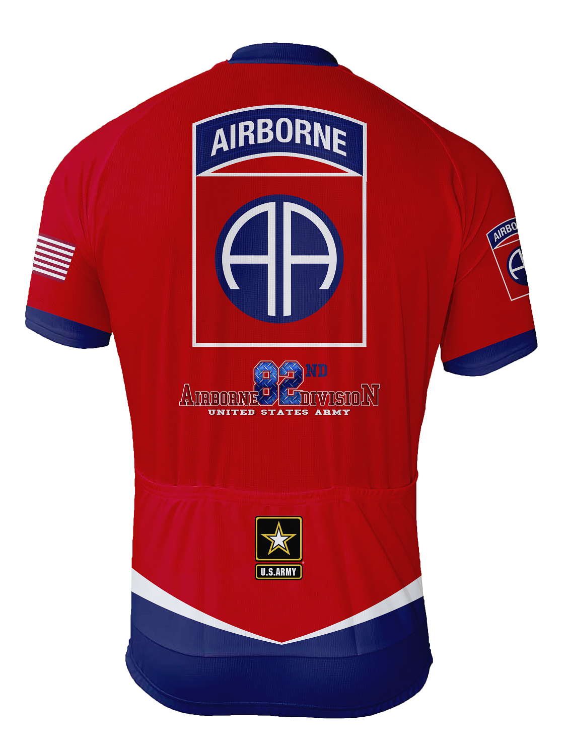 23c3621cc 82nd Airborne Division Cycling Jersey