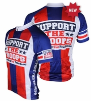 Support The Troops Cycling Jersey