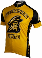 Appalachian State Mountaineers Cycling Jersey Free Shipping