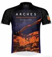 Arches National Park Cycling Jersey
