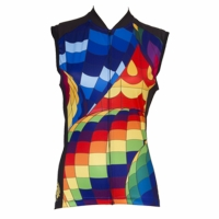 Balloon Women's Sleeveless Cycling Jersey