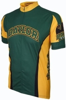 Baylor Bears Cycling Jersey Free Shipping