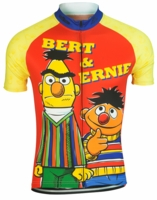 Bert & Ernie Men's Cycling Jersey