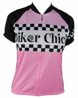 Biker Chic Taxi Women's Cycling Jersey