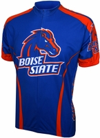 [DISCONTINUED] Boise State Broncos Cycling Jersey Free Shipping