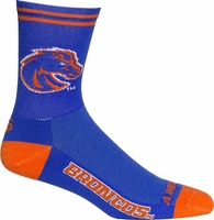[DISCONTINUED] Boise State Cycling Socks