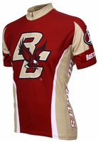 Boston College Eagles Cycling Jersey Free Shipping