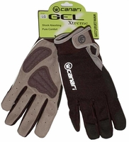 Canari Gel Extreme Full Finger Gloves