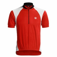 Canari Marathon Road Jersey - Red