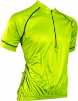 Canari P2 Paceline Killer Yellow Cycling Jersey