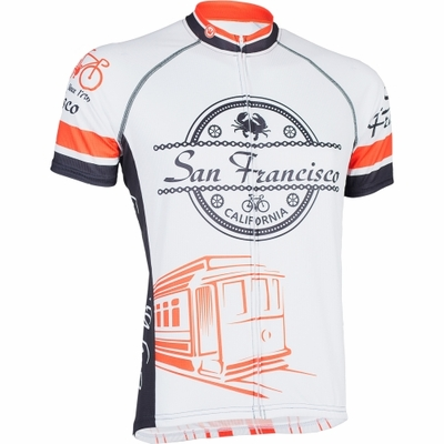 Canari Men s San Francisco Cycling Jersey . 9d379073a