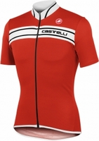 Castelli Prologo 3 Red Cycling Jersey