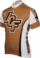 [DISCONTINUED] Central Florida Knights Cycling Jersey Free Shipping