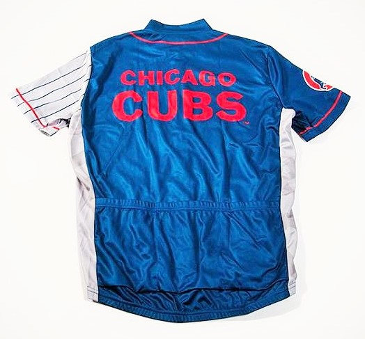 info for 5bb32 f6c1a Chicago Cubs Men's Cycling Jersey