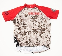 Cincinnati Reds Men's Cycling Jersey