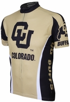 Colorado Buffalos Cycling Jersey Free Shipping