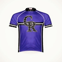Colorado Rockies Men's Cycling Jersey