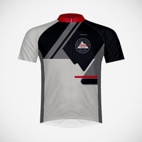 Coors Team Race Cut Cycling Jersey