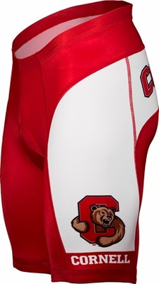 sale retailer 6891d 4b4bd Cornell Big Red Cycling Shorts