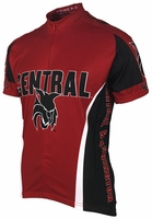 [DISCONTINUED] CWU Wildcats Cycling Jersey
