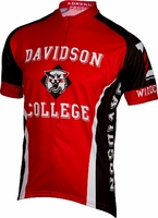Davidson College Wildcats Cycling Jersey