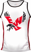 Eastern Washington Eagles Running Singlet