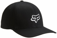 Fox Legacy Flexfit Hat [Black]