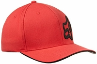 Fox Signature Flexfit Hat [Red]
