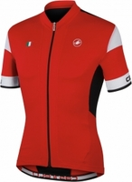 Fuga FZ Red Cycling Jersey