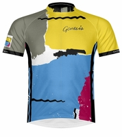 Genesis Abacab Cycling Jersey