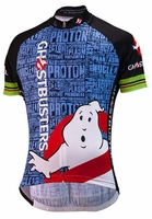 "Ghostbusters ""Slimer"" Cycling Jersey"