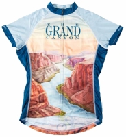 Grand Canyon National Park Women's Cycling Jersey