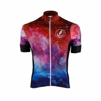 Grateful Dead Dark Star Men's Helix 2.0 Cycling Jersey