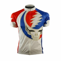 Grateful Dead Origins Men's Cycling Jersey