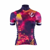 Grateful Dead Outta This World Women's Helix Cycling Jersey
