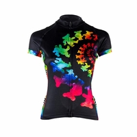 Grateful Dead Viola Women's EVO Cycling Jersey