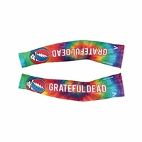 Grateful Ded Rainbow Thermal Arm Warmers