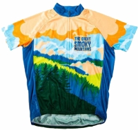 Great Smoky Mountains National Park Cycling Jersey
