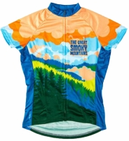 Great Smoky Mountains National Park Women's Cycling Jersey