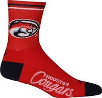 Houston Cougars Socks
