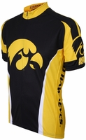 Iowa Hawkeyes Cycling Jersey