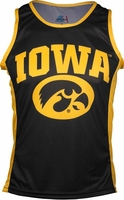 Iowa Hawkeyes Running Singlet
